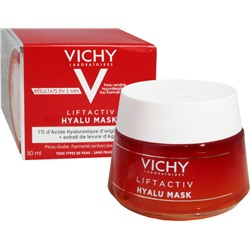 VICHY LIFTACTIV HYALUMASK 50 ML