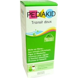 PEDIAKID TRANSIT СЛАДКОМ СИРОПЕ 125ML PEDIAKID