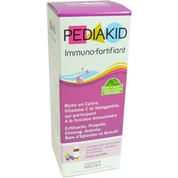 PEDIAKID СИРОП ИММУНО-ТОНИК 125ML PEDIAKID