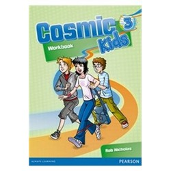 Cosmic Kids 3. Workbook