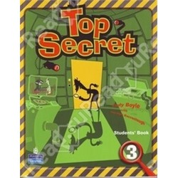 Top Secret 3. Student's book and e-book pack