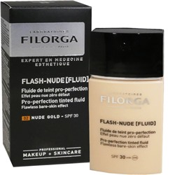 FILORGA FLASH-NUDE FLUID02 NUDE GOLD SPF 30 FILORGA