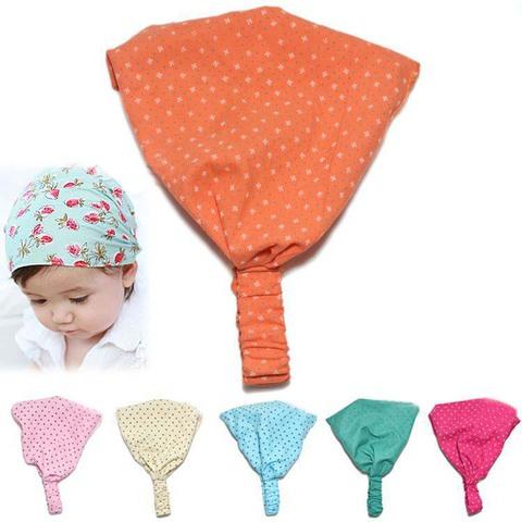 Детский платок на голову на резинке своими руками 40