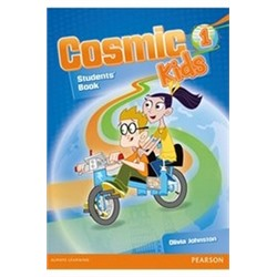 Cosmic Kids 1. Student's Book + Active Book
