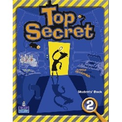 Top Secret. Student's book and e-book. Pack 2