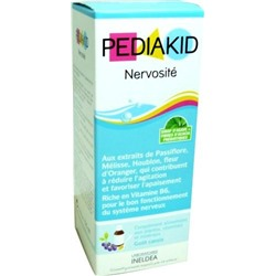 НЕРВНАЯ PEDIAKID СИРОП 125ML PEDIAKID