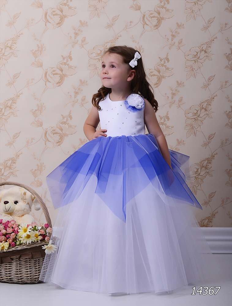 Бальные Платья Для Девочек 7 Лет